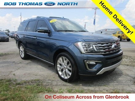2019 Ford Expedition Limited SUV 3.5L Gasoline 4WD