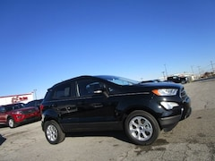 New 2020 Ford EcoSport SE SUV for sale in Fort Wayne, IN