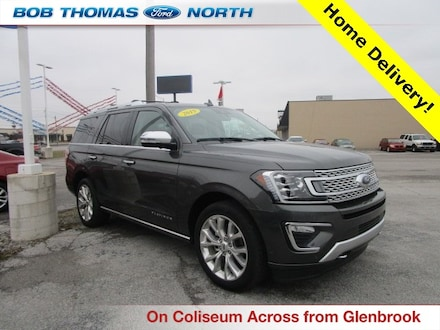 2019 Ford Expedition Platinum SUV 3.5L Gasoline 4WD