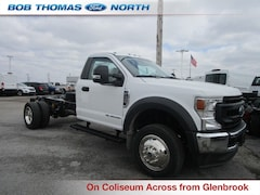 New 2020 Ford F-450 Chassis XL Truck F31908 in Fort Wayne, IN