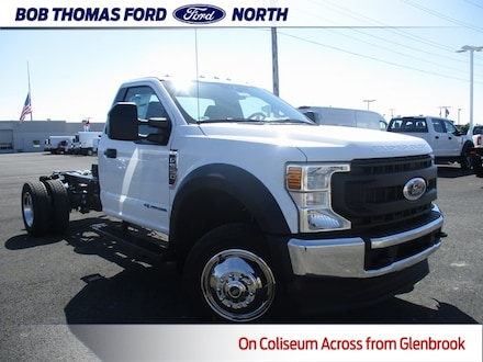2021 Ford F-550 Chassis XL Truck for sale in Indianapolis
