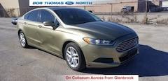 Bargain Used 2013 Ford Fusion SE Sedan 1.6L Gasoline FWD for Sale in Fort Wayne