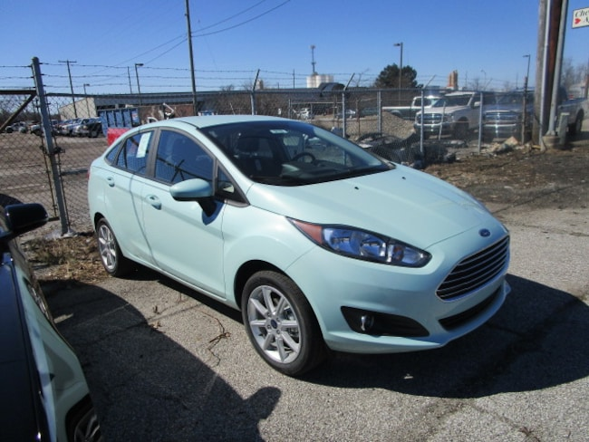 New 2019 Ford Fiesta SE Car For Sale/Lease Fort Wayne