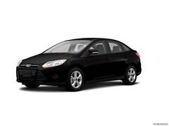Bargain Used 2014 Ford Focus SE Sedan 2L Gasoline FWD for Sale in Fort Wayne