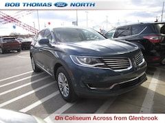 Certified Pre Owned 2016 Lincoln MKX Select SUV 3.7L Gasoline AWD for sale in Fort Wayne, IN