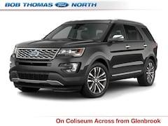 Used 2016 Ford Explorer Platinum SUV 3.5L Gasoline 4WD 1FM5K8HT8GGB60265 for sale in Fort Wayne, IN