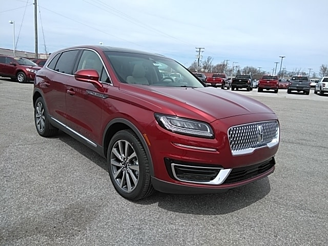 69fdcef021 New 2019 Lincoln Nautilus For Sale Lease Fort Wayne IN