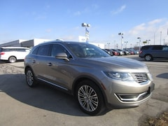 2017 Lincoln MKX Reserve SUV for sale in Indianapolis, IN