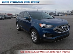 New 2020 Ford Edge SEL SUV T00109 in Fort Wayne, IN