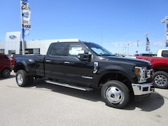 New 2019 Ford F-350 XLT Crew Cab Pickup in Fort Wayne, IN