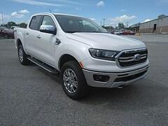 New 2019 Ford Ranger LARIAT Crew Cab Pickup in Fort Wayne, IN