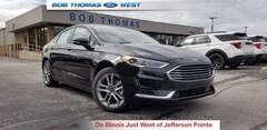 New 2020 Ford Fusion SEL Sedan C0103 in Fort Wayne, IN