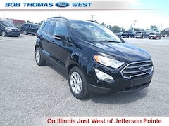 New 2019 Ford EcoSport SE SUV in Fort Wayne, IN