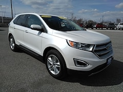 Used 2016 Ford Edge SEL Sport Utility 2FMPK4J99GBB30411 for sale in Fort Wayne, IN