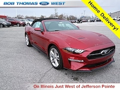 2020 Ford Mustang Ecoboost Premium Convertible 1FATP8UH3L5150057 for sale in Indianapolis, IN