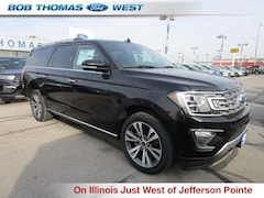 New 2020 Ford Expedition Max Limited SUV T00059 in Fort Wayne, IN