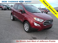 New 2020 Ford EcoSport SE SUV T00103 in Fort Wayne, IN