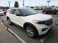 New 2020 Ford Explorer XLT SUV in Fort Wayne, IN