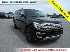 New 2020 Ford Expedition Max Limited SUV T00384 in Fort Wayne, IN