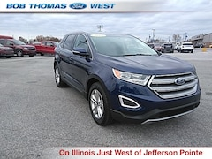 Used 2016 Ford Edge SEL SUV 2FMPK4J8XGBC64755 for sale in Fort Wayne, IN