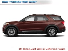 New 2020 Ford Explorer XLT SUV T00117 in Fort Wayne, IN