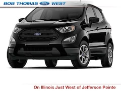 New 2020 Ford EcoSport S SUV for sale in Fort Wayne, IN