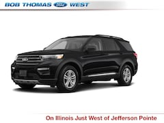 New 2020 Ford Explorer XLT SUV T00357 in Fort Wayne, IN