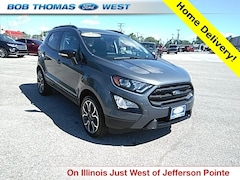 Used 2019 Ford EcoSport SES SUV MAJ6S3JL6KC271053 for sale in Fort Wayne, IN