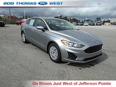 New 2020 Ford Fusion S Sedan in Fort Wayne, IN