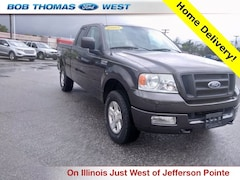 Bargain Used 2005 Ford F-150 STX Truck 1FTRX14W05FA52952 for Sale in Fort Wayne, IN