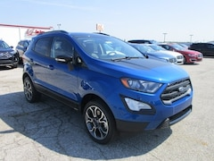New 2019 Ford EcoSport SES SUV in Fort Wayne, IN