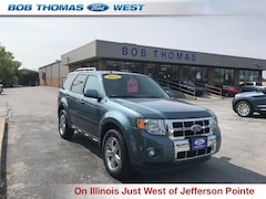 Bargain Used 2012 Ford Escape Limited SUV 1FMCU0EG5CKB00641 for Sale in Fort Wayne, IN