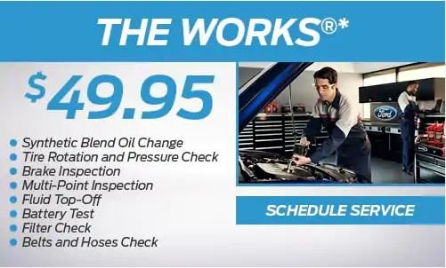 Ford Service Fort Wayne In Auto Repair Maintenance
