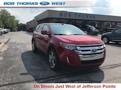 Used 2011 Ford Edge Limited SUV 2FMDK3KCXBBA00122 for sale in Fort Wayne, IN
