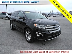 Used 2017 Ford Edge SEL SUV 2FMPK4J85HBB15977 for sale in Fort Wayne, IN