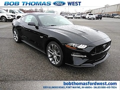 New 2019 Ford Mustang GT Premium Car in Fort Wayne, IN