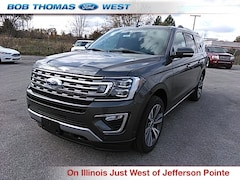 New 2020 Ford Expedition Max Limited SUV T00062 in Fort Wayne, IN