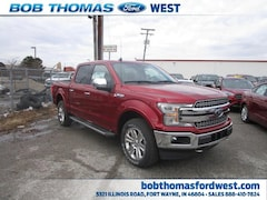 2019 Ford F-150 Lariat Crew Cab Pickup for sale in Fort Wayne, IN