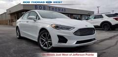 New 2020 Ford Fusion SEL Sedan C0072 in Fort Wayne, IN