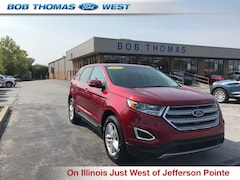 Used 2017 Ford Edge SEL SUV 2FMPK4J84HBB96468 for sale in Fort Wayne, IN