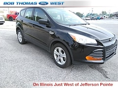 Bargain Used 2016 Ford Escape S SUV 1FMCU0F7XGUC55579 for Sale in Fort Wayne, IN