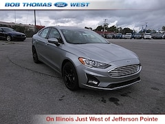 New 2020 Ford Fusion SE Sedan C0008 in Fort Wayne, IN