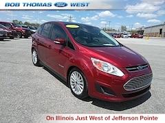 Used 2016 Ford C-Max Hybrid SE Hatchback 1FADP5AU1GL120304 for sale in Fort Wayne, IN