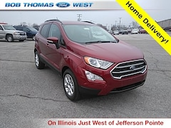 New 2020 Ford EcoSport SE SUV T00174 in Fort Wayne, IN