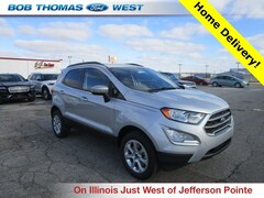 New 2020 Ford EcoSport SE SUV T00173 in Fort Wayne, IN