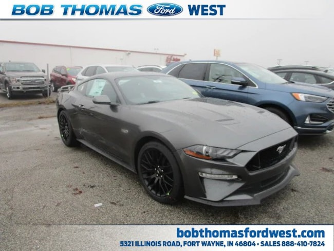 New 2019 Ford Mustang GT Car in Fort Wayne, IN