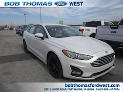 2019 Ford Fusion SE Car in Fort Wayne, IN