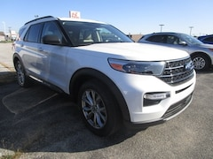 New 2020 Ford Explorer XLT SUV T00043 in Fort Wayne, IN