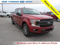 New 2020 Ford F-150 XLT Truck T00299 in Fort Wayne, IN