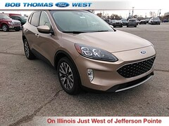 New 2020 Ford Escape Titanium SUV T00087 in Fort Wayne, IN